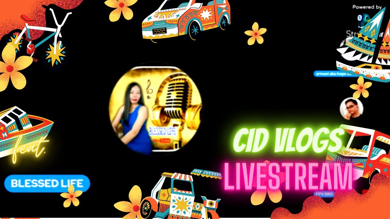 BLESSED LIFE - Pure Voice | CID VLOGS LIVESTREAM Highlights