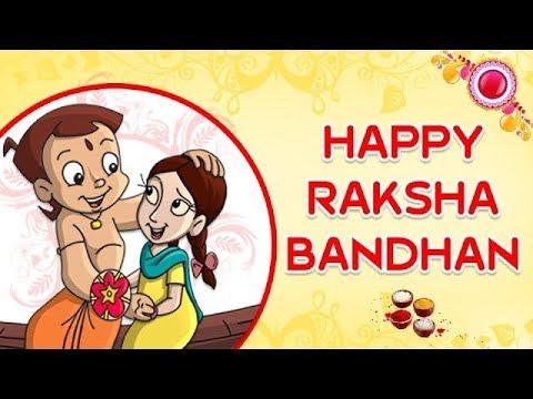 Chhota Bheem fulfills Shivani's wish this Rakshabandhan RakhiwithBheem