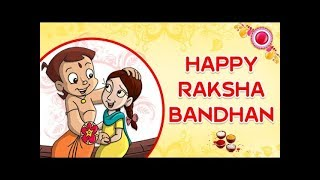 Chhota Bheem fulfills Shivani's wish this Rakshabandhan RakhiwithBheem thumbnail