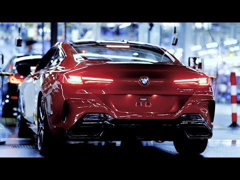 2019 BMW 8 Series - PRODUCTION