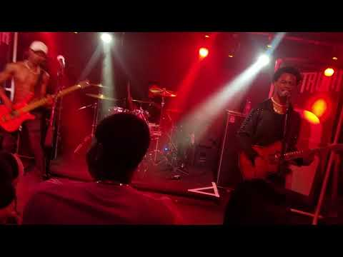 Unlocking The Truth Live - Made Of Stone