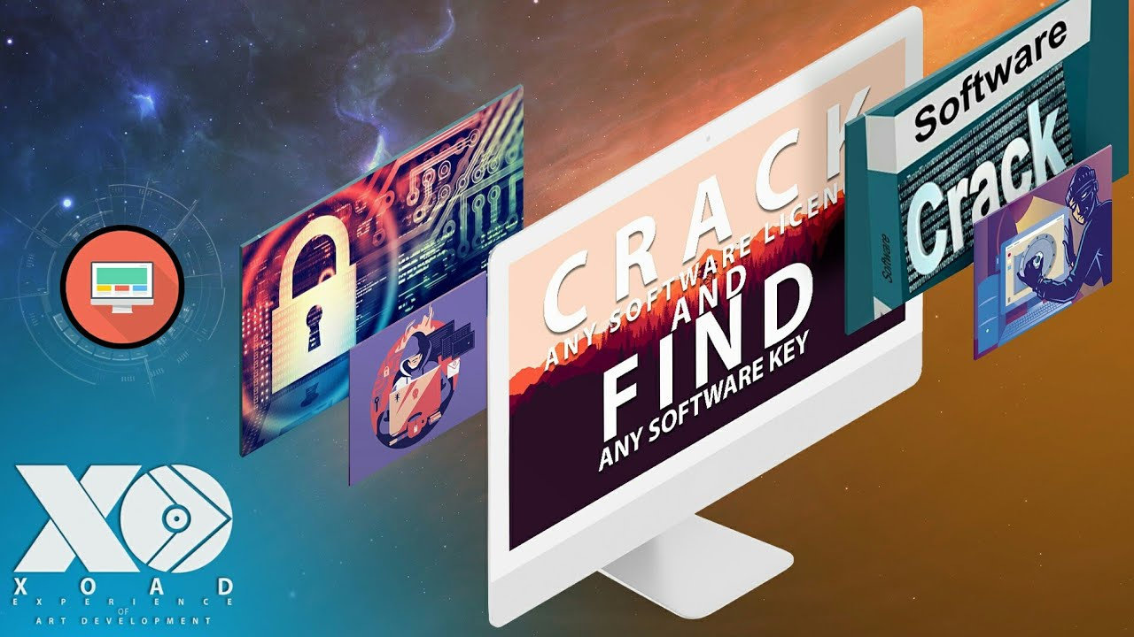 How To Crack Any Software Licence Key And Find Any Software Key Free | XOAD