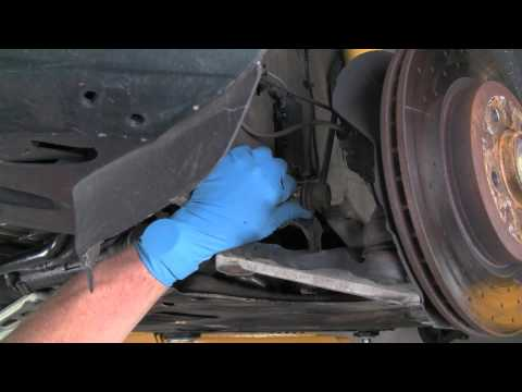 Part 1: Installing Sway Bars On A BMW