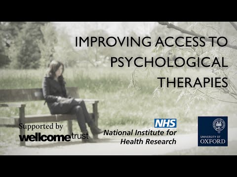 Improving Access to Psychological Therapies: Using evidence to change policy