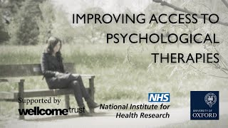 Improving Access to Psychological Therapies: Using evidence to change policy thumbnail