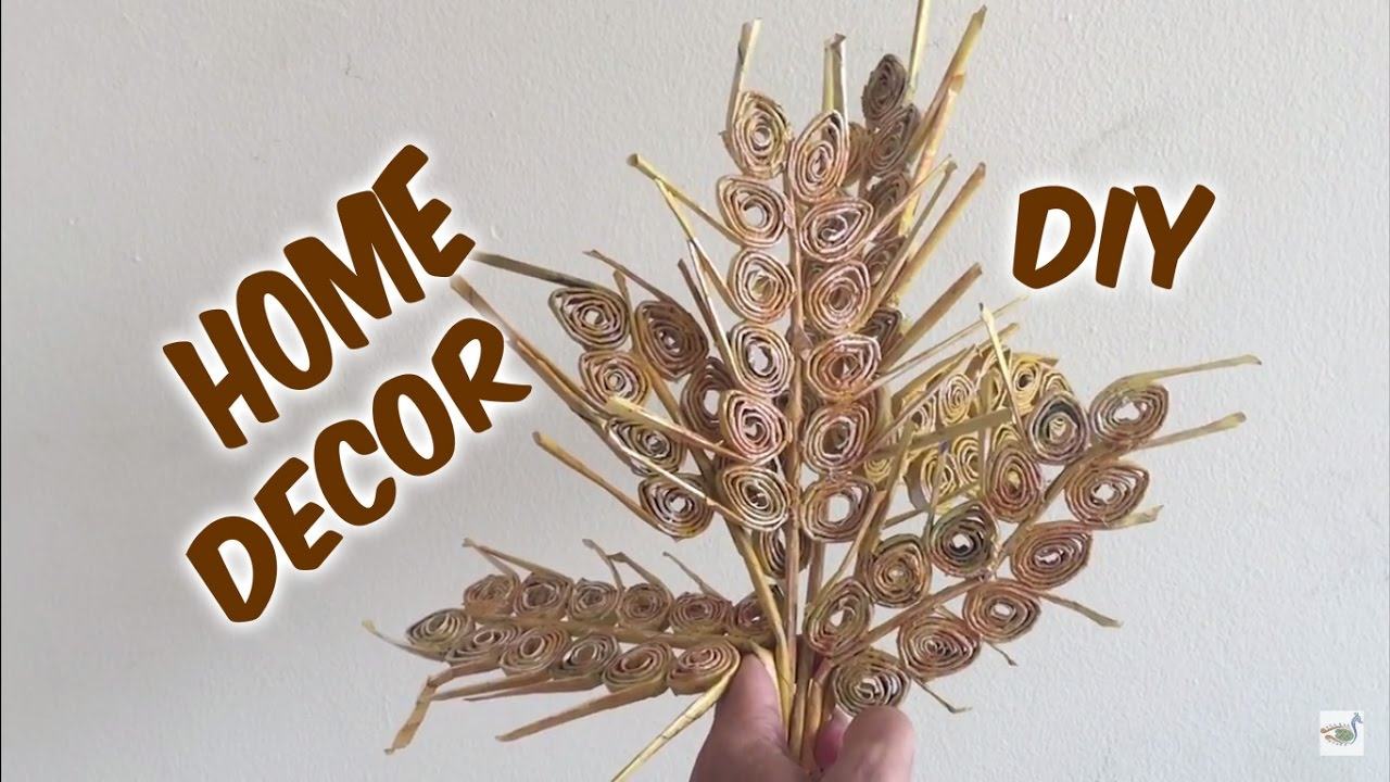Diy Home Decor Room Decoration Idea Happy Baisakhi Youtube