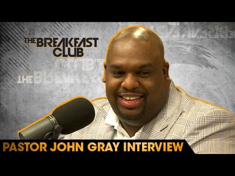 John Gray Interview With The Breakfast Club (7-22-16)