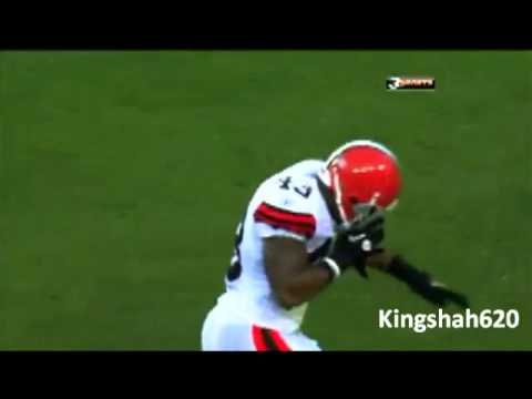 TJ Ward Highlights (HD)