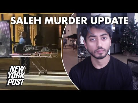 Ex-personal assistant arrested in murder of tech CEO Fahim Saleh | New York Post