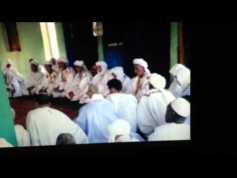 حلق ذكر اصحاب الختم التجانيTijani Zikr in Mauritania