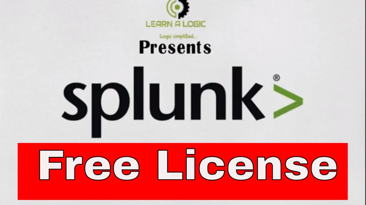 How to get SPLUNK license for free || Step by step