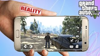 GTA-5 on Android. Can I Run Gta 5 on Android. Truth Revealed (HINDI)