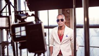 Backstage со съемок клипа для Roha1 - PROPRIO MWANGOLE