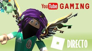 Knife Games and Bad Guys in ROBLOX