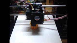 test 3d print by hictop reprap prusa i3 3dp 08