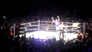 WWE EN CHILE 2011!!! JOHN CENA INTRO