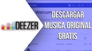 ¡¡¿Como Descargar Toda La Musica ORIGINAL A 320kbps Gratis?!! [Albums - Discografias - Canciones]