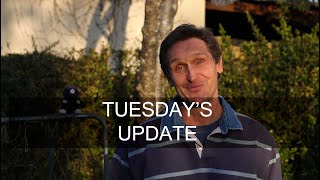 Tuesday's Update