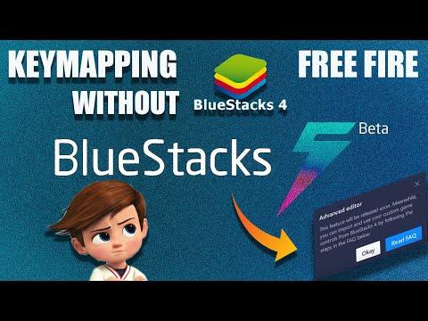 BLUESTACKS 5 BETA KEYMAPPING WITHOUT BLUESTACKS 4    BLUESTACKS 5 KEY REPLACING EASY TIP #RATE99
