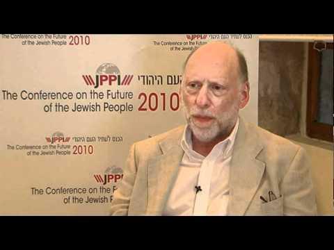 Dr. Fischer interviewing Prof. Gitlin