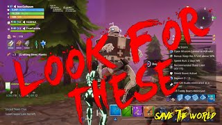 How to find M*E*D*B*O*T mission | Fortnite Save the World