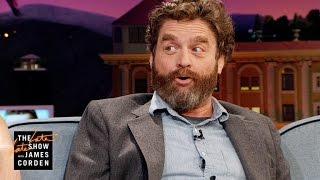 Zach Galifianakis Can