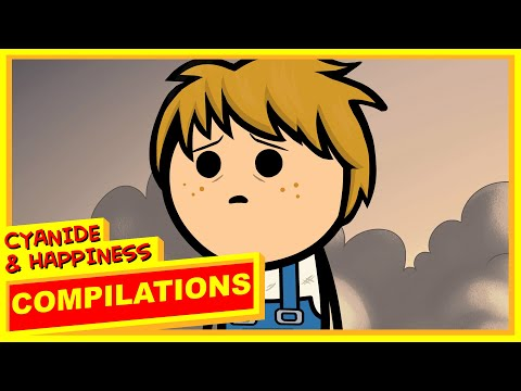 Thumbnail: Cyanide & Happiness Compilation - #18