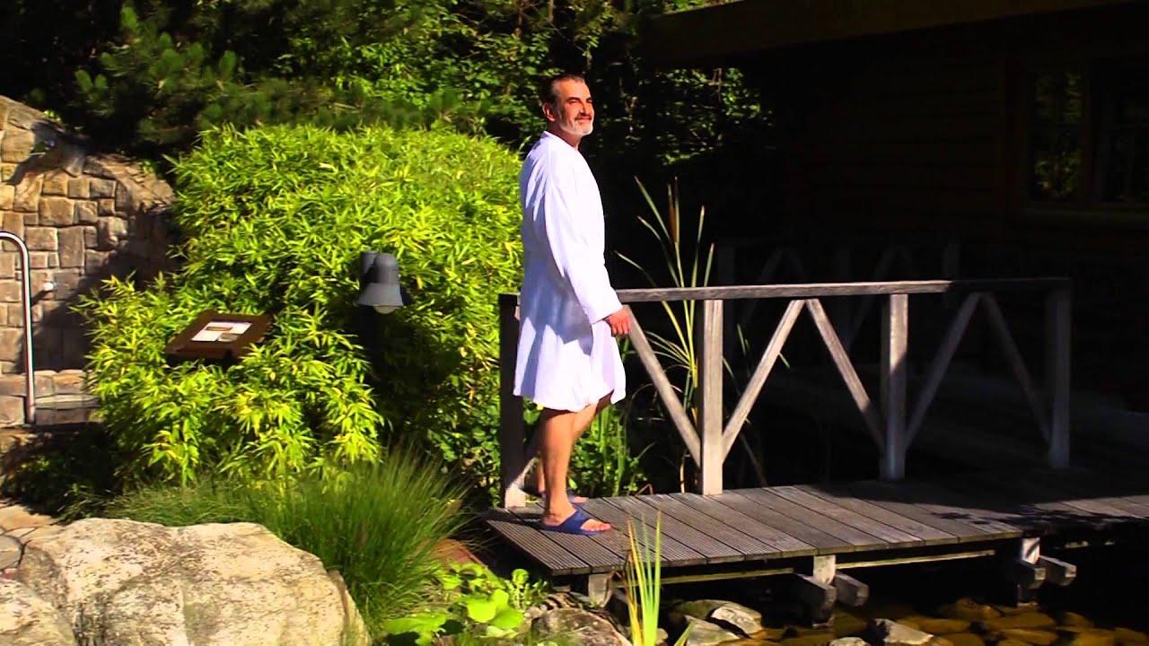 Insel münster sauna Die Insel
