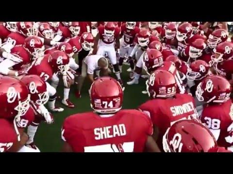 2015 OU Football Highlight Video