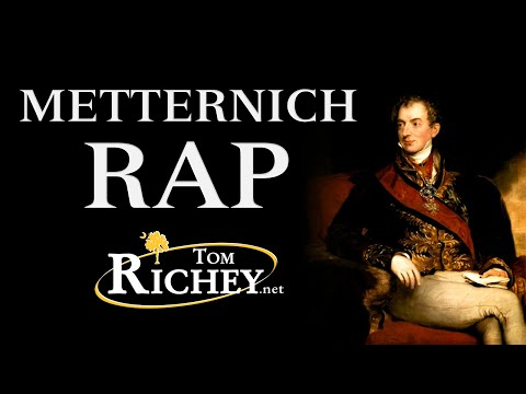 Metternich Rap (Congress of Vienna) - Warm Water Records