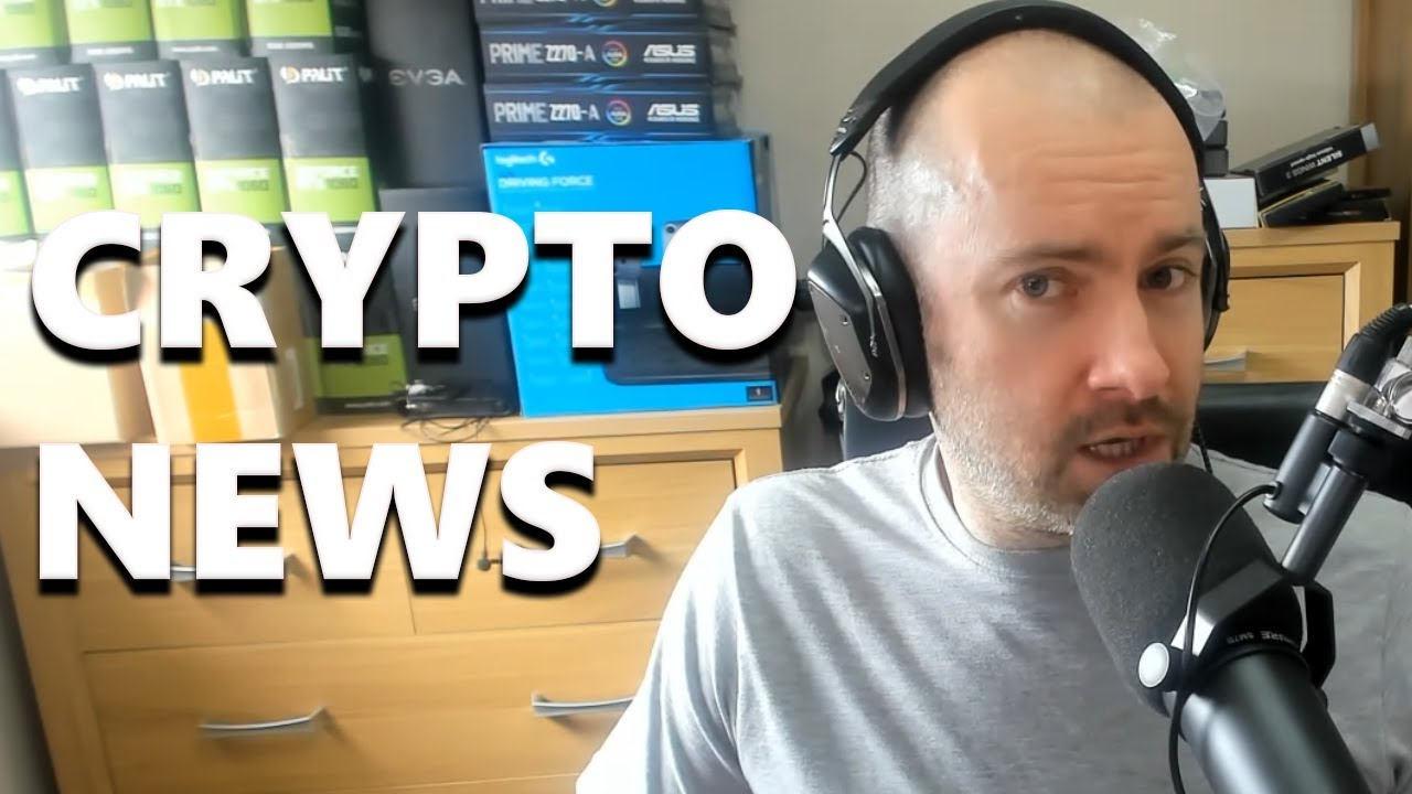 4 Cryptocurrency News Stories