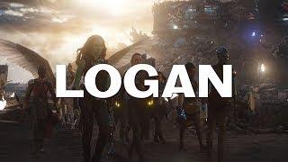 Avengers: Endgame Trailer (Logan Style)