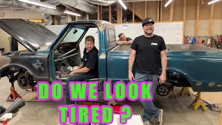 The 1-Week Chevy C10 Build and Road Trip-Part 5: Finnegan's Garage Ep.136