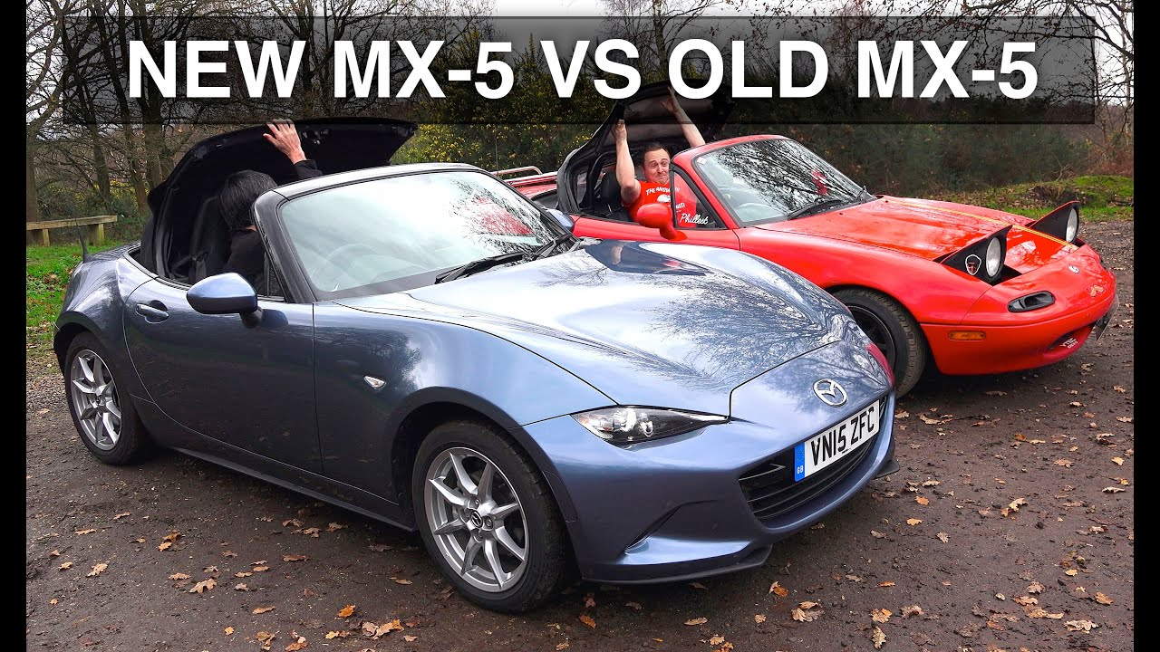 5 reasons the 2016 mazda mx 5 is better than the na mx 5. Black Bedroom Furniture Sets. Home Design Ideas