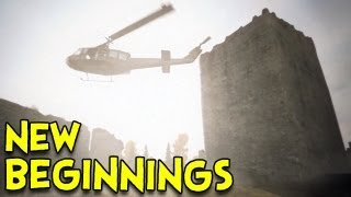 NEW BEGINNINGS! - Arma 2: DayZ Mod - Ep.12