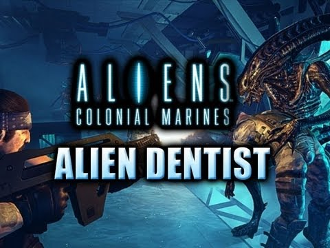 Aliens Colonial Marines: Part 8 'Alien Dentist'