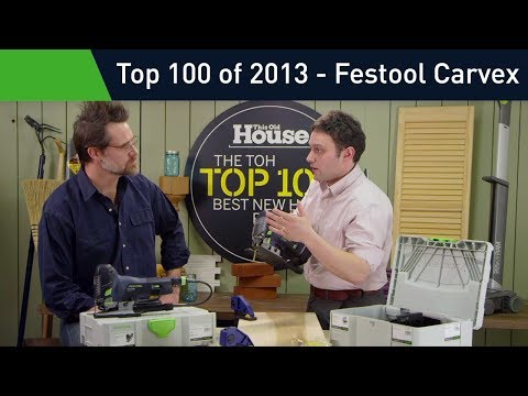 This Old House Top 100 of 2013  The Festool Carvex 420 Jigsaw