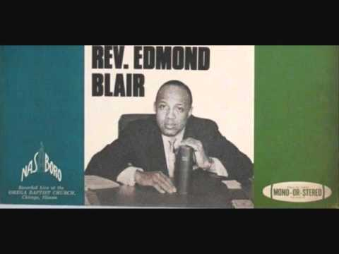 Rev. Edmond Blair Someone To Care