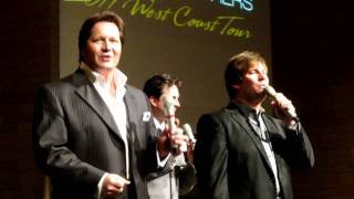 Booth Brothers (A cappella Hymn Medley / Bread Upon the Water) 06-16-11