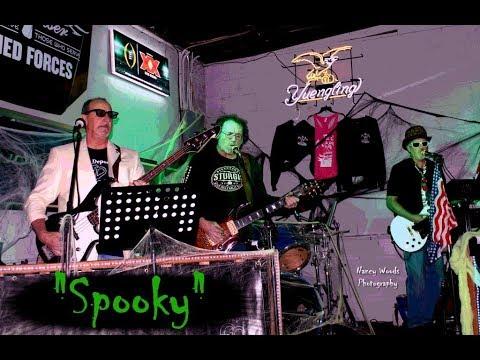 """Spooky""   No Deposit Band Halloween Bash"