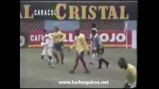 Peru vs Colombia: Eliminatorias Francia 1998 (Completo)