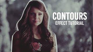 Contours Effect | Sony Vegas Tutorial #2