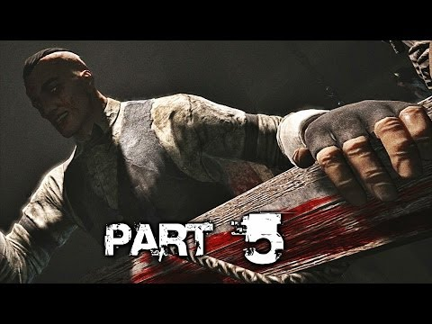 Outlast Whistleblower Gameplay Walkthrough Part 5 - Torture (DLC)