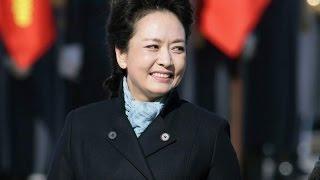 【海峡夜航】 第一夫人彭丽媛抒写中国风采 尽展中国魅力