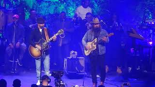 "Justin Timberlake & Chris Stapleton 21-FEB-2018 London, ""Tennessee Whiskey"""