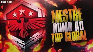 FREE FIRE - REI DA FAMAS TA INSANO #MESTRE RUMO A TOP GLOBAL  FT DANGER GAMEPLAY(FILHO)