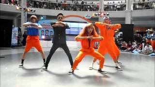 Final XLandMe Gangnam Style Dance Competition - Ultramen Dance Crew
