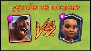 MONTACARNEROS vs MONTAPUERCOS | Clash Royale - BATALLA 1 vs 1