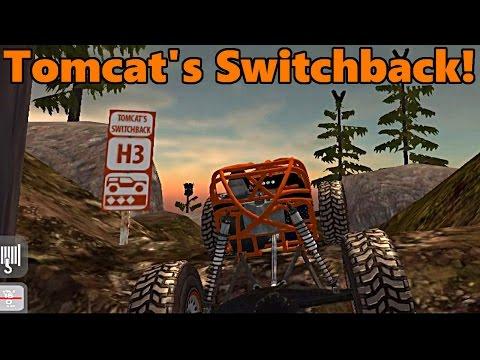 Gigabit Off-Road | I FOUND TOMCAT'S SWITCHBACK!