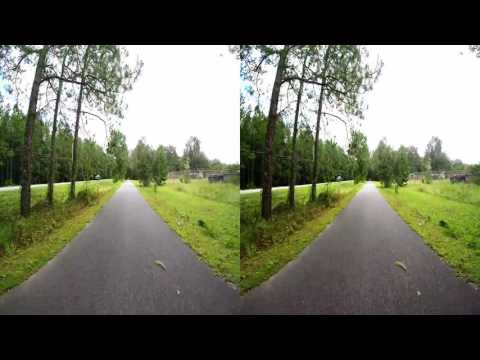 VR Bike Ride: St.Marks Trail, Tallahassee, FL